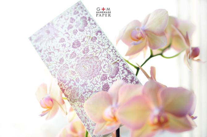 Modele flori pentru invitatii de nunta