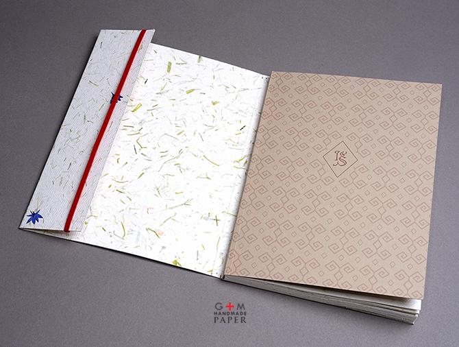 Coperta personalizata caiet de oaspeti