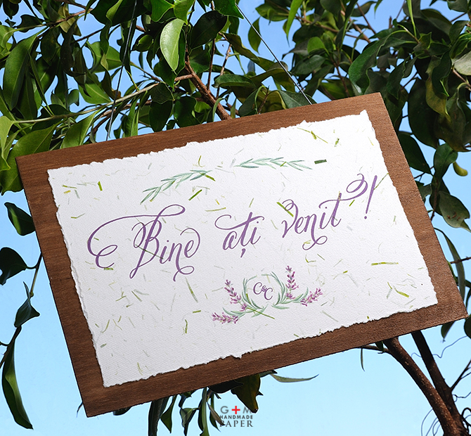 Semne vintage pentru nunta
