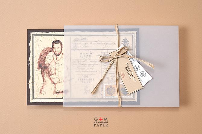 Invitatie-din-hartie-manuala-cu-plic-transparent